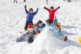 冬の遊び(4)